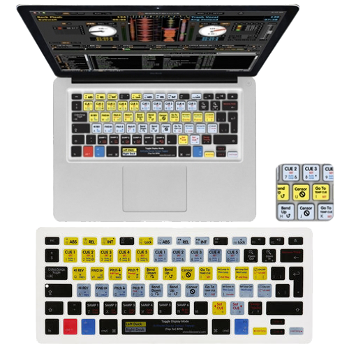 MAGMA Keyboard Cover Serato Scratch Live 2.0