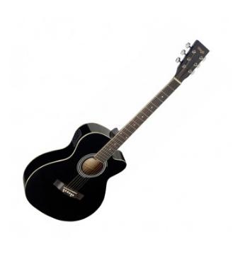 STAGG SA20ACE BLK електро-акустична китара