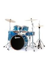 Акустични Барабани Premier PHS MODERNROCK22 GBW комплект със стойки и педал