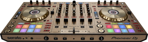 Pioneer DDJ-SX2 GOLD Limited Edition