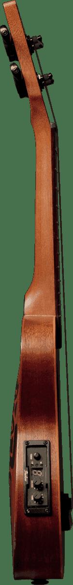 LAG BABYTKU150SE -ЕЛЕКТРО АКУСТИЧНО УКУЛЕЛЕ TIKI UKU 150 / Tiki Uku Baby Soprano acoustic electric