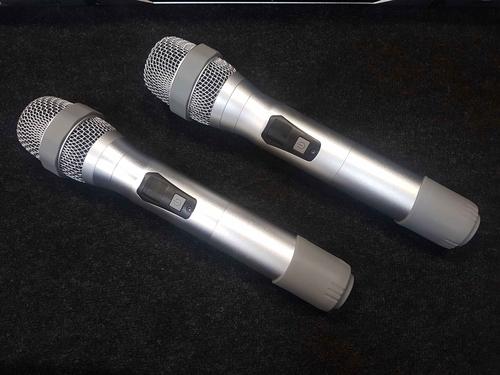 Двоен безжичен микрофон Guarda U-2.0