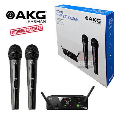 AKG WMS40 MINI2 VOCAL SET - DUAL