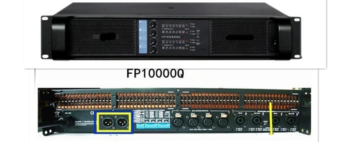 Усилвател FP10000Q 4-и канален
