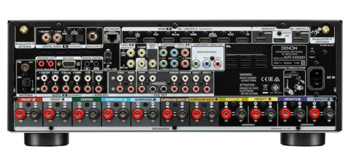 Denon AVR-X4500H 9.2 4K-AV-Receiver