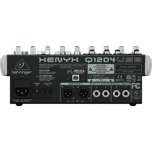 BEHRINGER XENYX Q1204 USB