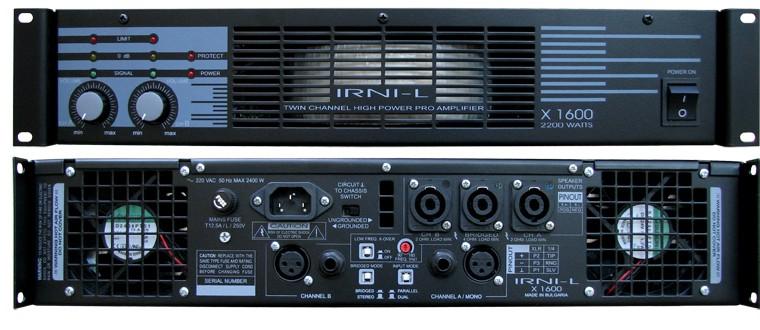 Irni-L X 1600