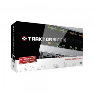 NI Traktor Audio 10