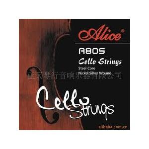 Alice Cello Strings-A805