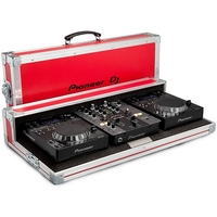 Pioneer DJ - 2xCDJ350 + DJM250 + PRO250 Case