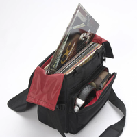 MAGMA LP-Bag 40 II, black/red