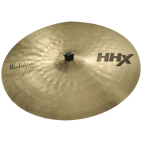 SABIAN HHX Manhattan Jazz Ride 22