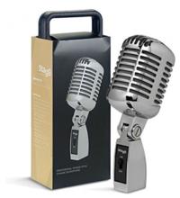 STAGG SDM100 CR Professional Vintage Style динамичен микрофон