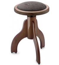 STAGG PS35 WNP VBR стол за пиано кръгъл
