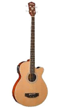 Washburn AB5 acoustic bass
