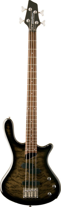 Washburn T14QTB bass guitar