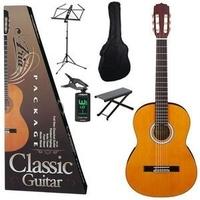 Пакет класическа китара ARIA CGPN - 002 N