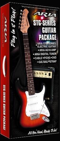 Китарен пакет ARIA EGPN-004