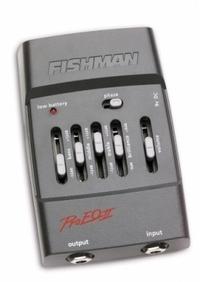 FISHMAN Pro-EQ II Acoustic Preamp/EQ
