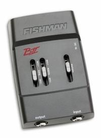 FISHMAN B-II Acoustic Instrument Preamp
