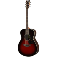 YAMAHA GUITARS FS830 Tobacco Brown Sunburst