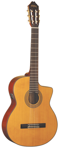Washburn C64SCE acoustic guitar