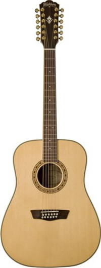 Washburn WD30S12 acoustic guitar