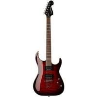 Washburn X50PROQWBK electric guitar