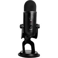 BLUE Microphones Yeti USB Mic. (Blackout)