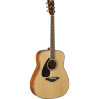 YAMAHA GUITARS FG820L Natural
