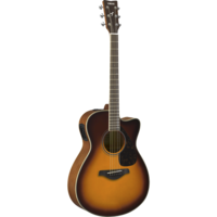YAMAHA GUITARS FSX820C Brown Sunburst