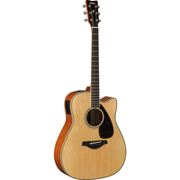 YAMAHA GUITARS FGX820 C Natural