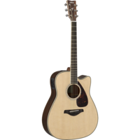 YAMAHA GUITARS FSX830C Natural