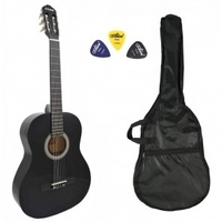 Комплект класическа китара Storm FCG-110 , 4/4 размер,калъф и перца
