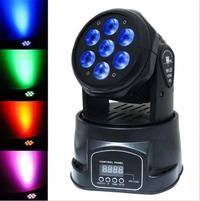 Движеща глава LED WASH RGBW 7x10W