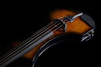 Електрическа цигулка Cantini Sonplus Electric/Midi Violin 4 strings Tobacco Paint FX Transparent