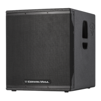 Cerwin-Vega! Pro Audio CVX-18s