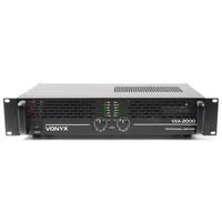 Vonyx PA Amplifier VXA-2000 II 2x 1000W