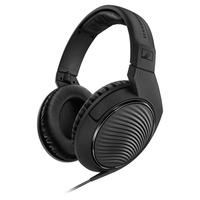 Слушалки Sennheiser HD 200 PRO, Black