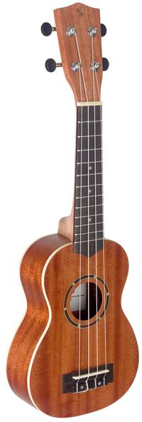 STAGG US-30 Сопрано укулеле махагон , с калъф