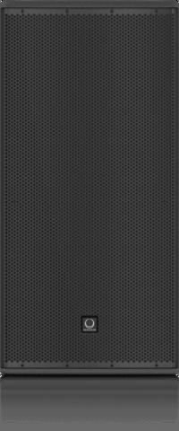 TURBOSOUND ATHENS TCS122/94-AN EU АКТИВНА ТОНКОЛОНА 2500W 12