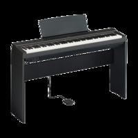 YAMAHA STAGE PIANOS P-125 Black