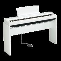YAMAHA STAGE PIANOS P-125 White