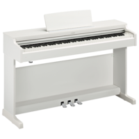 YAMAHA DIGITAL PIANOS YDP-164 White
