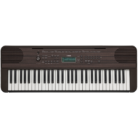 YAMAHA KEYBOARDS PSR-E360 Dark Walnut