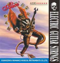 Струни  за ел. китара к-т 10-46  A506L Electric Guitar Strings, 10-46, Alice