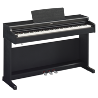 YAMAHA DIGITAL PIANOS YDP-164 Black