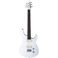 YAMAHA GUITARS RGXA2 White Aircraft gray