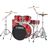 YAMAHA DRUMS Rydeen RDP0F Hot Red