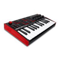 AKAI MPK mini mkIII Black